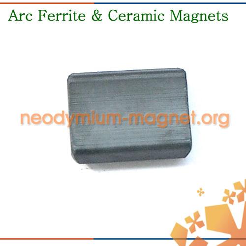 High Powerful Ferrite Motor Magnet