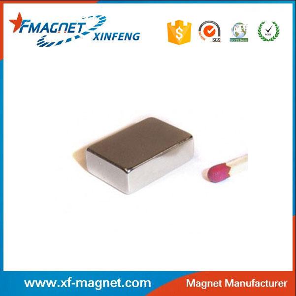 Sintered Block Linear Motor Magnet