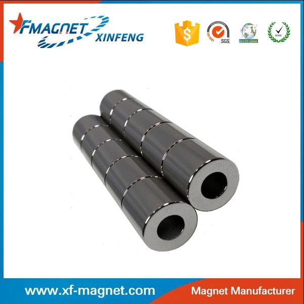 N42 Ndfeb Tube Magnets