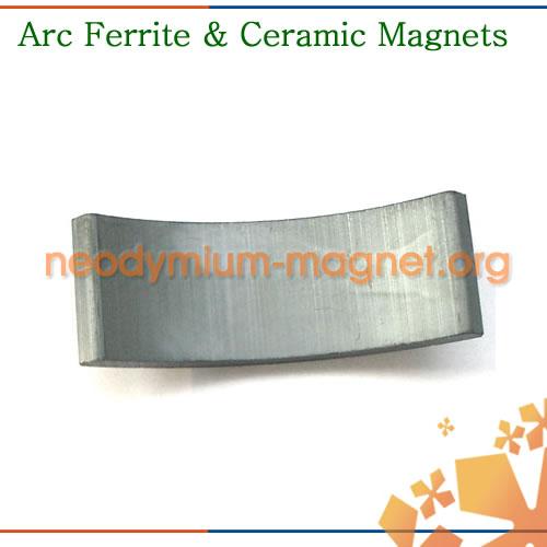 Sintered Permanent Motor Ferrite Magnet
