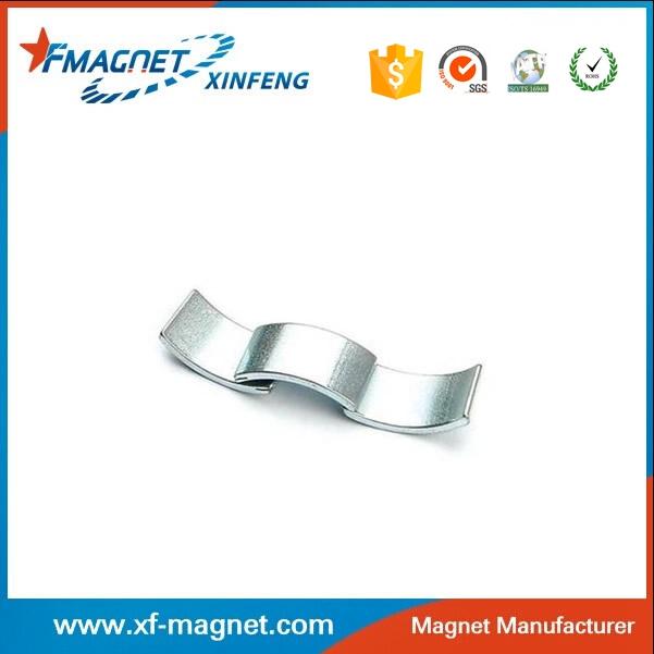 NdFeB Arc Magnet