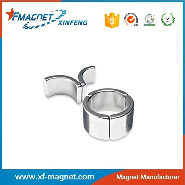 Sintered Ndfeb Arc Magnet