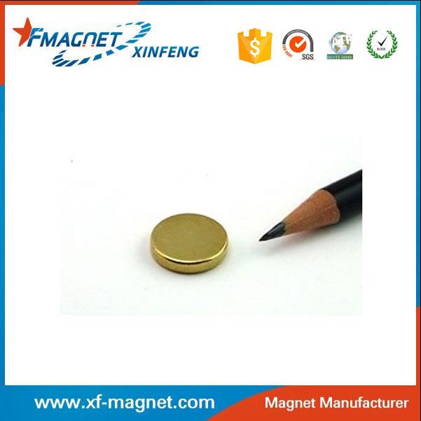 Disc Magnet Ndfeb N45H