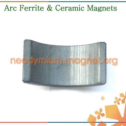 Sintered Ferrite Magnet Arc