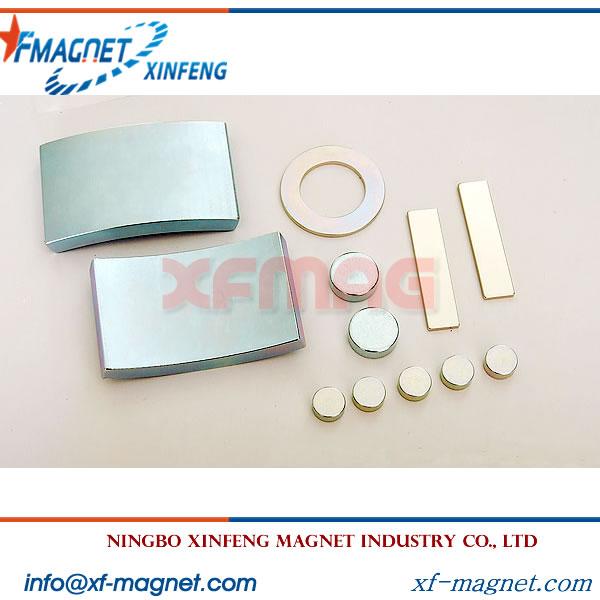 NdFeB Permanent Motor Magnets