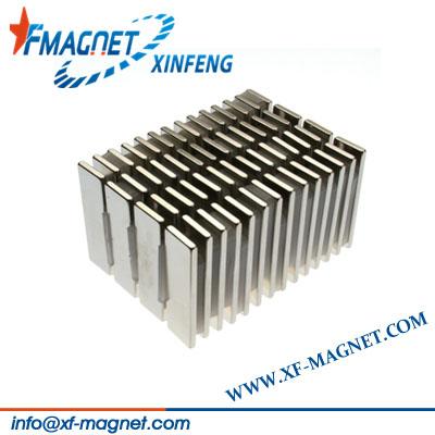 Strongest Block Magnet Neodymium Iron Boron