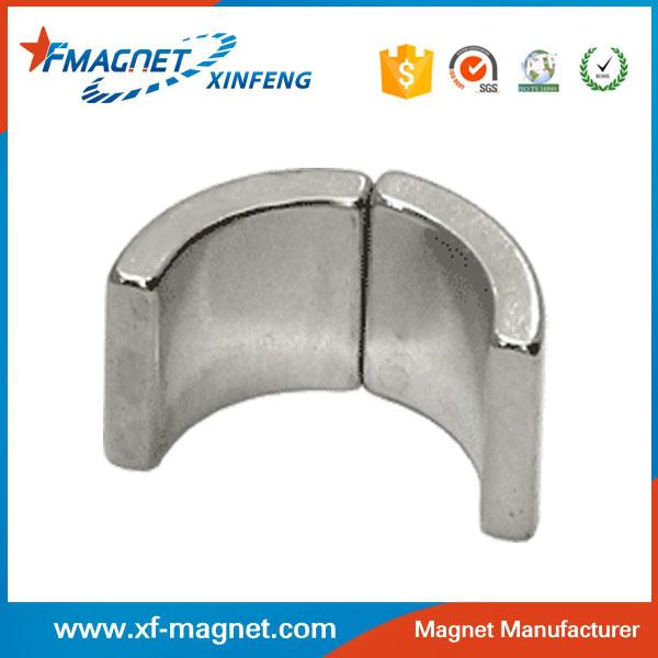 Arc/Segment Neodymium Magnet