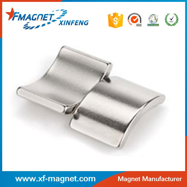 NdFeB Magnet With Zinc Coating
