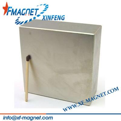 Neodymium Block Linear Motor Magnet