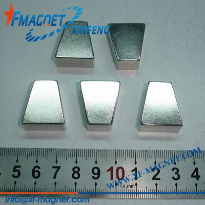DC Motor Permanent Magnet