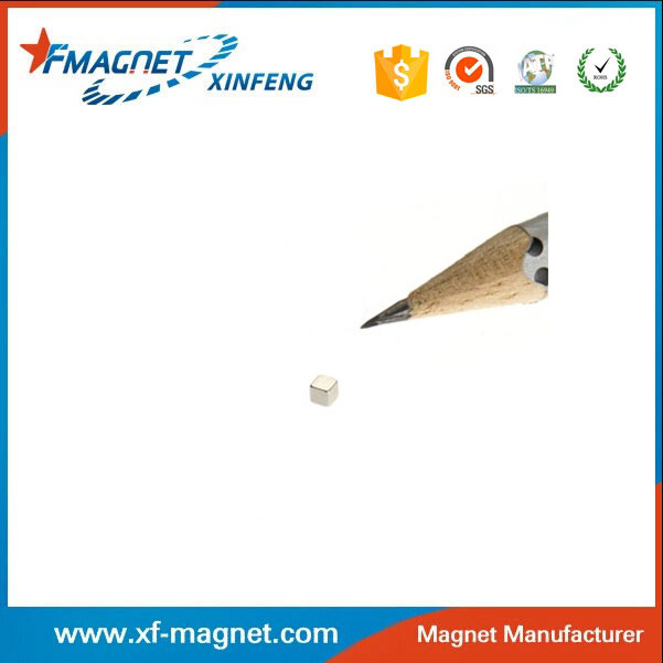 Permanent NdFeB Cube Magnet