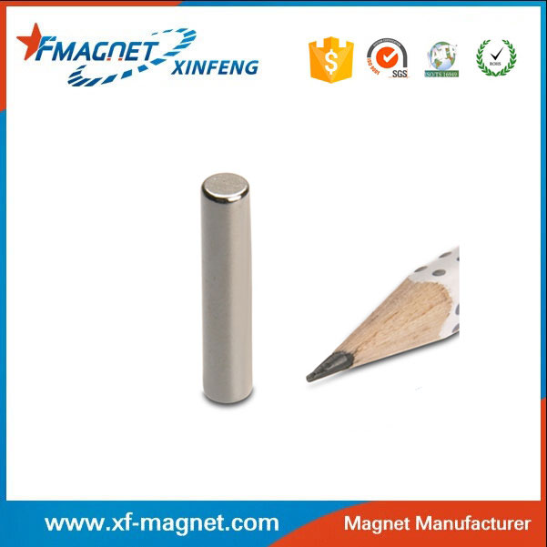 Neodymium Iron Boron Rod Magnets