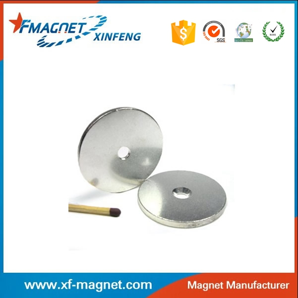 Sink Magnet Counter-sunk Magnets
