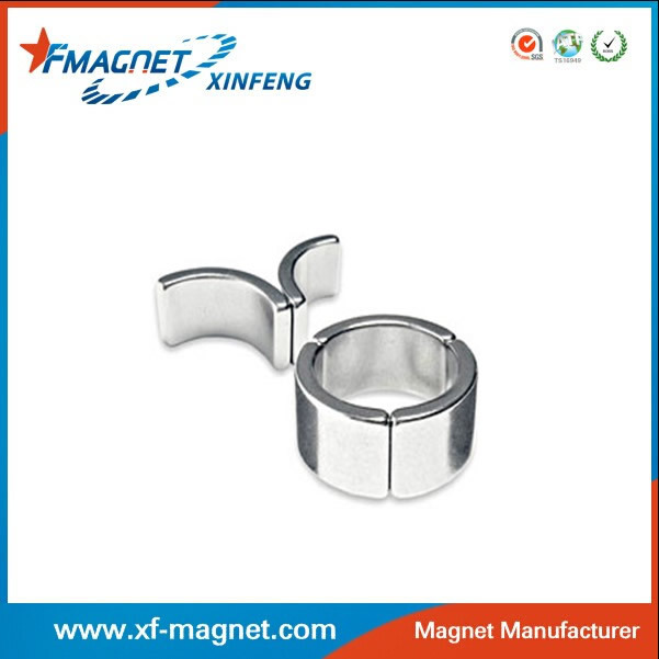 ac motors with permanent magnet
