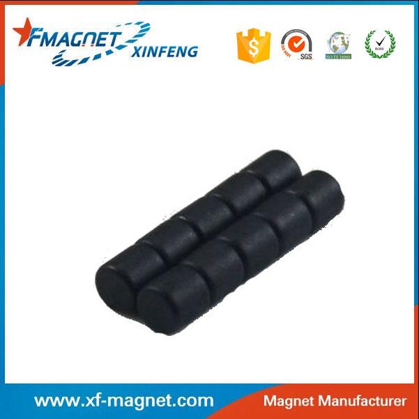 NdFeB Rare Earth Magnet Black Epoxy