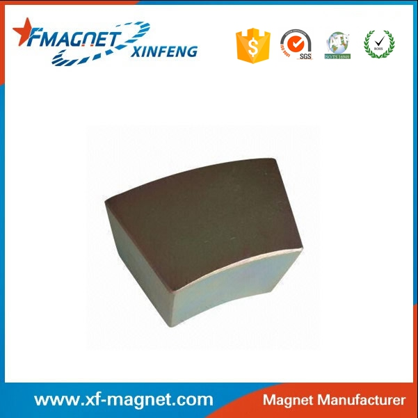 Sintered Neodymium Wedge Magnet Wind Generator