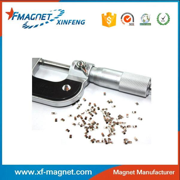 Electric Motor Arc Permanent Magnet