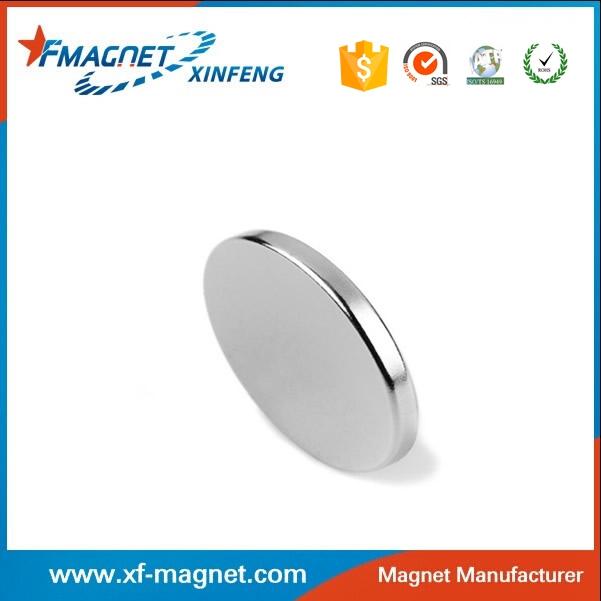Permanent Disc Magnet Manufacturer