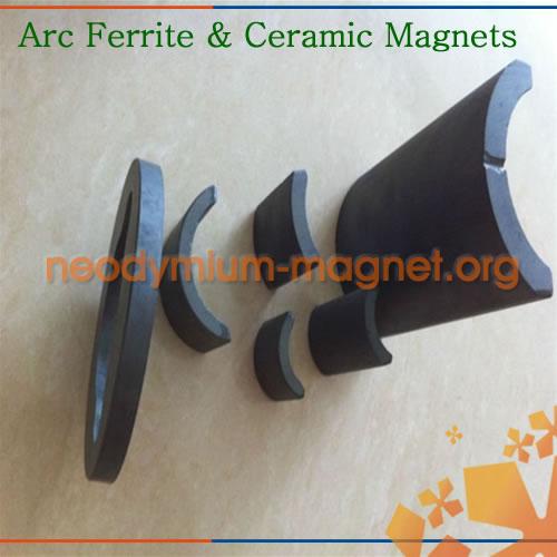 Sintered Permanent Ferrite Magnet