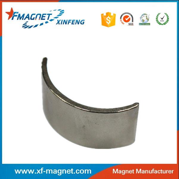 Motor Neodymium Arc Magnet