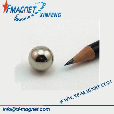 Sintered Neodymium Ball Magnet