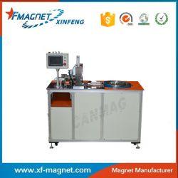 Permanent magnet DC motor magnetizer machine