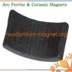 High Powerful Ferrite Magnet Arc