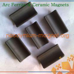 Sintered Hard Ferrite Magnet Arc
