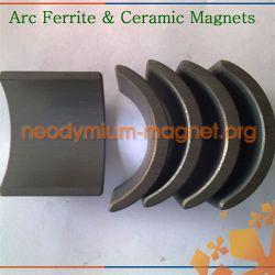 Ferrite Permanent Magnet For Motor