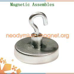 Round Base Magnet Assemblies