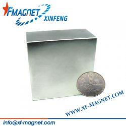 Sintered Neodymium Linear Motor Magnet