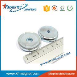 Sintered Neodymium Countersunk Magnet
