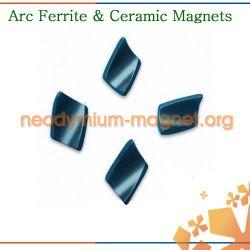 Sintered Permanent Ferrite Vibration Motor Magnet