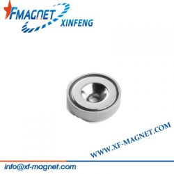 Strong NdFeB Countersunk Magnet