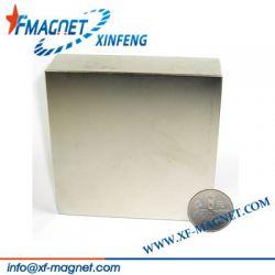 Permanent Sintered Linear Motor NdFeB Magnet