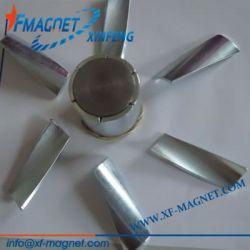Neodymium Segment Magnets For Brushless Motor