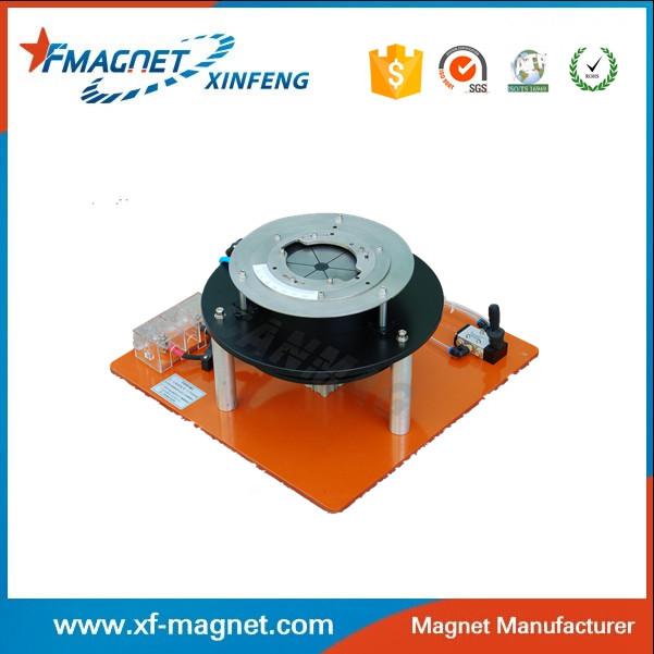 radiation ring magnetizer machine
