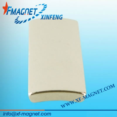 Industrial Permanent DC Motor Magnet