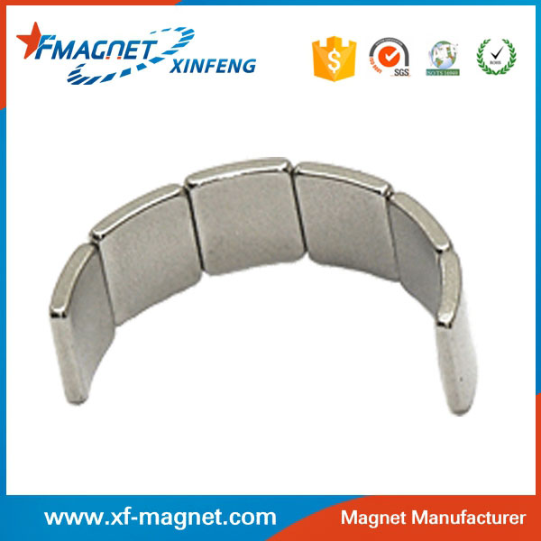 Arc Magnets For Motor