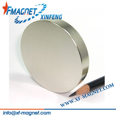 Big Strong Disk Permanent Magnet