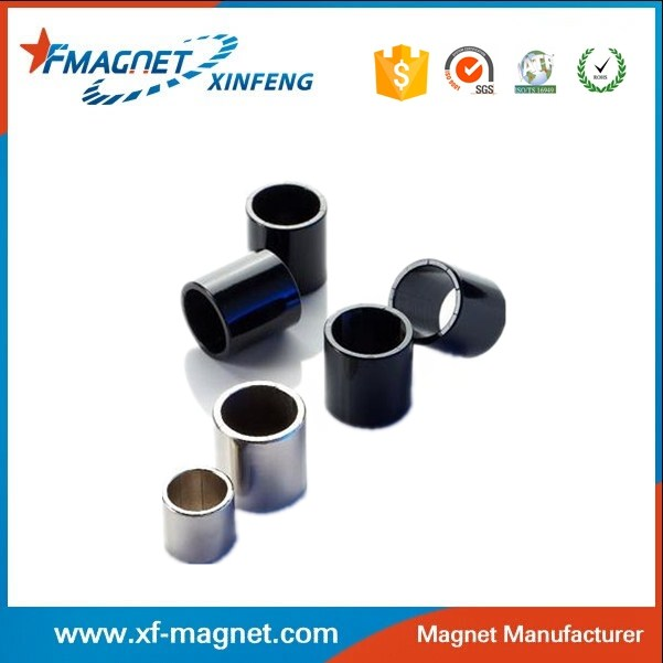 N38 Sintered Neodymium Magnet Tube