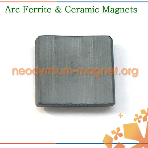Sintered Hard Ferrite Magnet For Motor