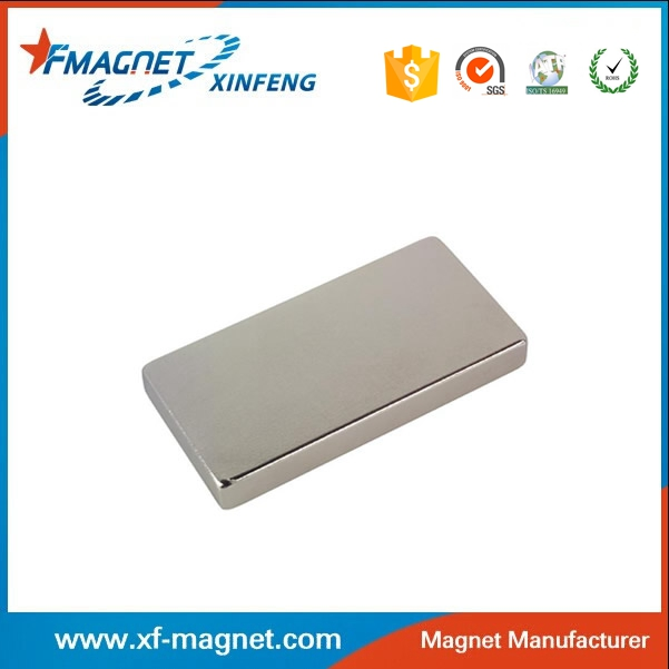 N42H Sintered NdFeB Block Magnet