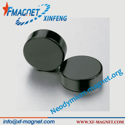 Epoxy-Copper-Nickel Plated Neodymium Magnet